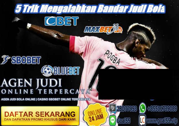 Bandar Judi Bola Terbesar dan Terpercaya di Indonesia ...