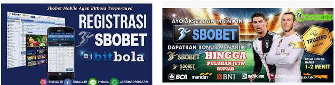 registrasi wd member sbobet